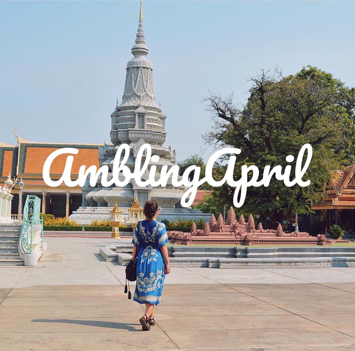 AmblingApril